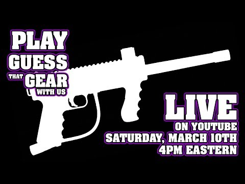 🔴 Guess That Gear #3 - Play Along Live | Lone Wolf Paintball Live