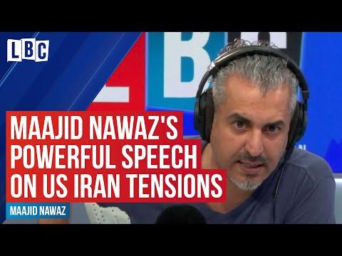 Maajid Nawaz's incredibly