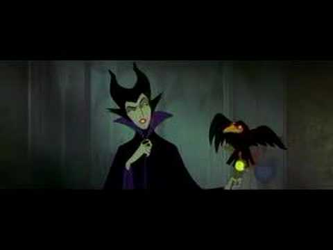 Sleeping Beauty Maleficent 1 6 Malefica English Ingles