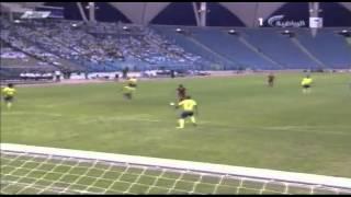 هدف الاتفاق الثاني ضد النصر في الجولة التاسعة من دوري عبداللطيف جميل