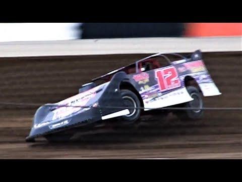 5-11-18 Late Model Qualifying Highlights Attica Raceway Park