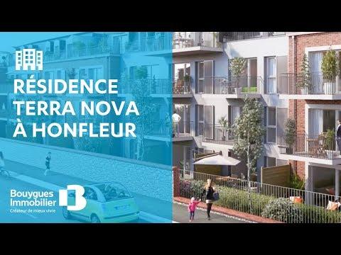 Résidence Terra Nova à Honfleur | Nos programmes immobiliers neufs