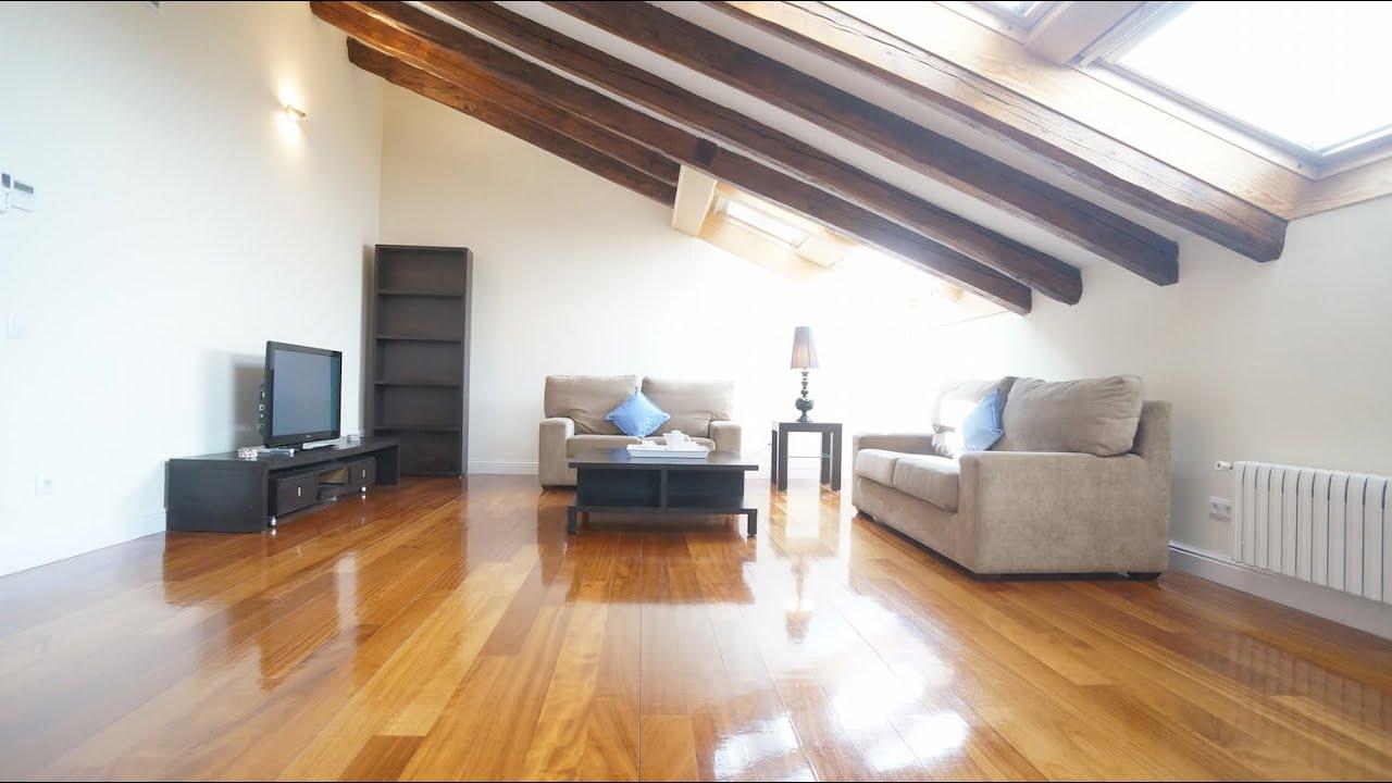 Alquiler piso lujo amueblado en madrid calle serrano for Alquiler piso en salamanca