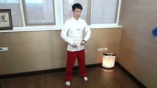Мастер Ли Минь о комплексе тайцзи и цигун