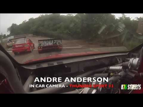 Andre Anderson's   in car cam   JRDC    August 7, 2016