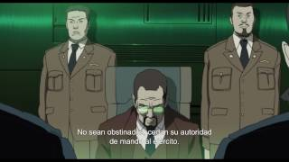 Ghost In The Shell: The Laughing Man (Subtitulada)