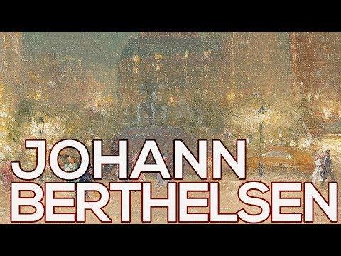 Johann Berthelsen: A