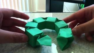 Origami Snake, Designed By Jo Nakashima - Not A Tutorial