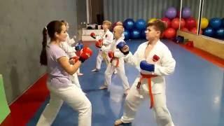 KARATE CLUB SKIF Тренировка каратэ дети 28.05.16/Karate for Children(Martial arts. Тренировка каратэ дети. karate kids. Уроки каратэ., 2016-05-28T17:55:29.000Z)