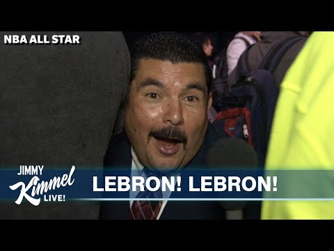 The Best of Guillermo at NBA Media Day
