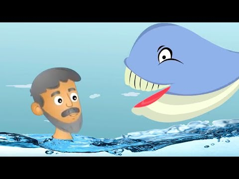 Bible Stories | Jonah and The Whale | Stories of God | Bedtime Stories for Kids by Giggle Mug