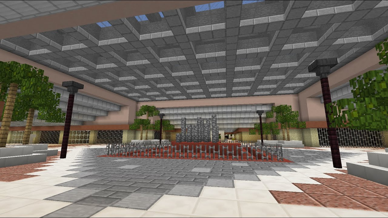 Rolling Acres Mall In It S Final Days 2008 Minecraft