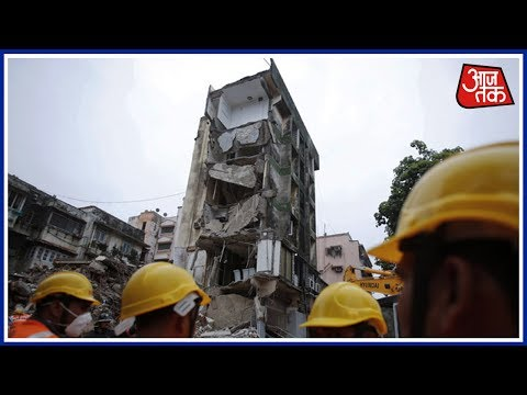 Building Collapse In Mumbai leave 12 Dead