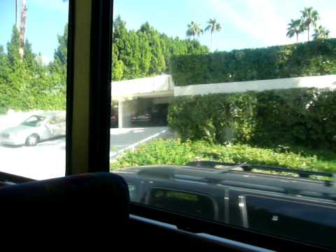 Palm Springs Celebrity Homes Bus Tour