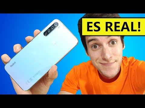 lo-tengo!!!!!-redmi-note-8-(con-snapdragon!!)-unboxing-en-español