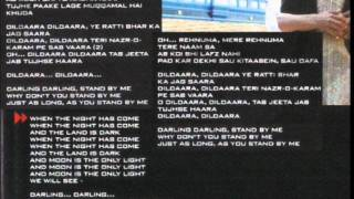 Ra.One - Dildaara (Karaoke)