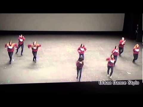 Urban Dance Stylo – Hip Hop (Torrent – Candy Swag Crew)