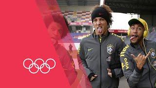 The Hub - Extreme Training, World Records & Olympic Mascots | 11/17/2014