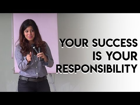 Priya Kumar—Your Success is Your Responsibility