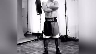 Manny Pacquiao Rippped photo shoot for Broner fight