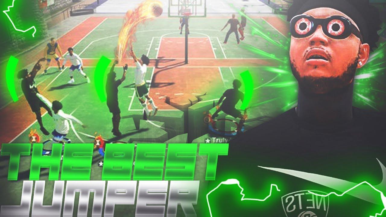 The Last 100 Best Greenlight Jumpshot On Nba 2k19 Never Miss Again On Nba 2k19 Best Jumpshot Ever