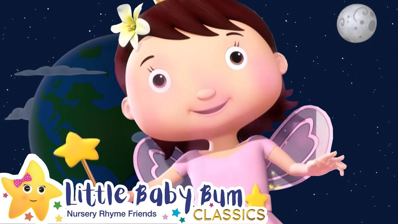 Make A Wish Song | Nursery Rhyme & Kids Song - ABCs and 123s | Little Baby Bum