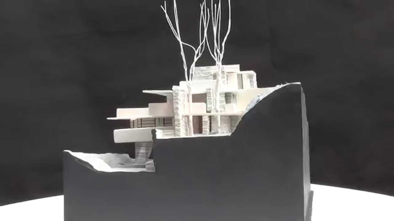 Historical Architectural Models, Frank Lloyd Wrighr ...