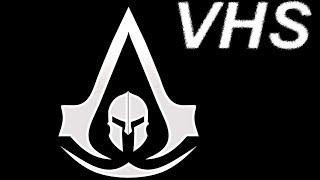 Assassin's Creed: Odyssey - ламповый русский трейлер - VHSник
