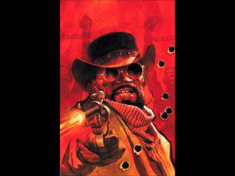 Django Unchained OST - Track 17 - JAMES BROWN AND 2PAC - UNCHAINED (THE PAYBACK/UNTOUCHABLE)