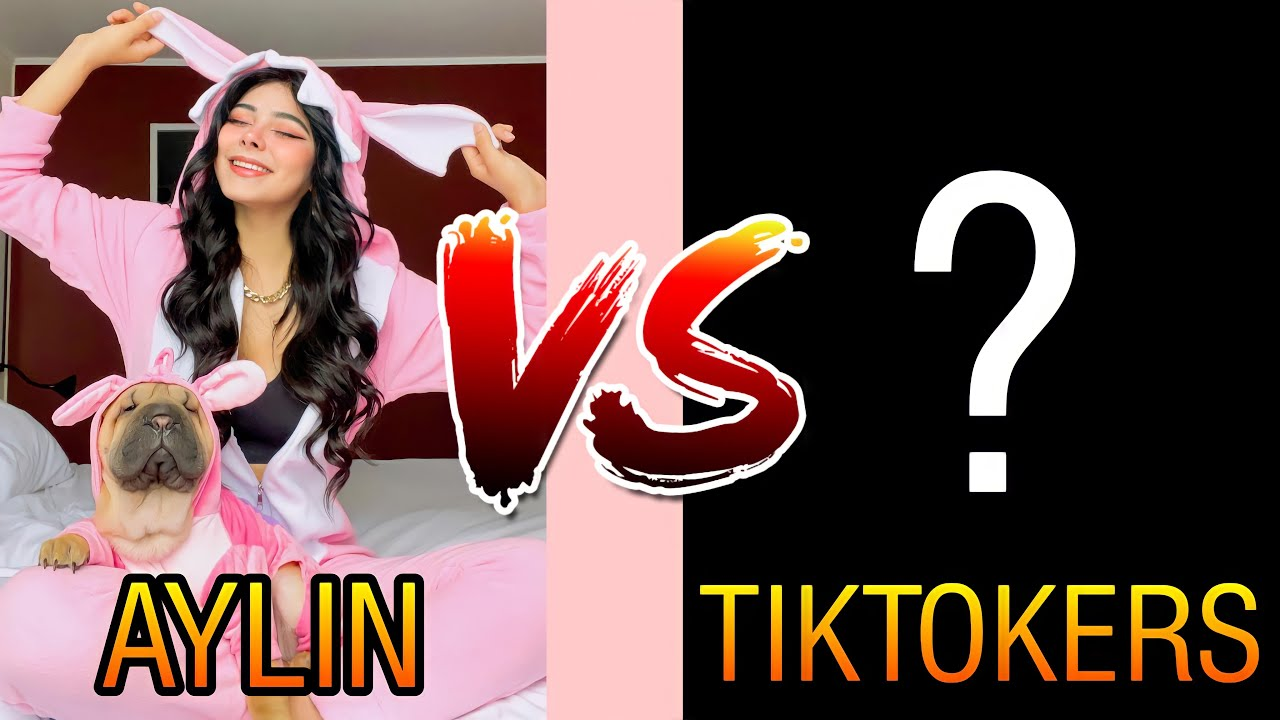 Aylin.Criss VS TikTokers - Batalla De TikTok 💥🔥