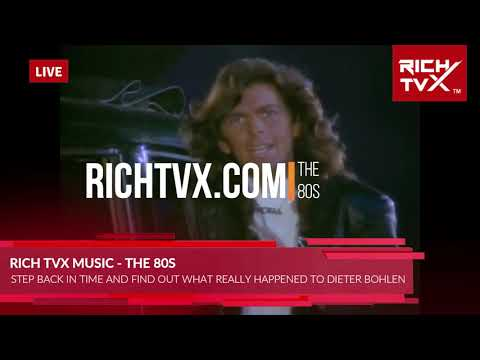 Rich TVX Music – The 80s #Europop, The Rise of Modern Talking