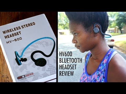 REVIEW | HV - 600 Bluetooth Headset