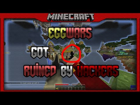 [MINECRAFT - Let's Play] (Cubecraft) Overtaken by Hackers