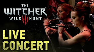 Video Game Show — The Witcher 3: Wild Hunt concert