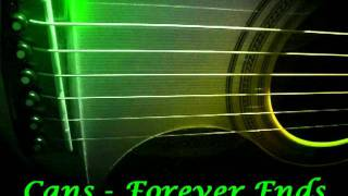 Cans - Forever Ends