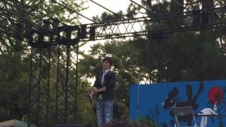 熊本城のにのまる公園に来た時の映像です.