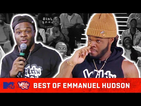 Best of Emmanuel Hudson Vol. 2 🙌 Biggest Fails, Funniest One-Liners & More 😂 Wild 'N Out