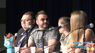 Saturday Voice Actors Panel: This Time It's Professional