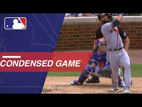 Condensed Game: ATL@CHC - 5/14/18