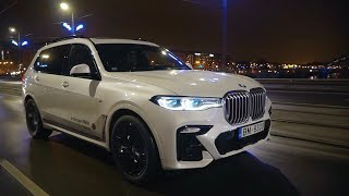 Самый полный Обзор BMW X7 (G07)