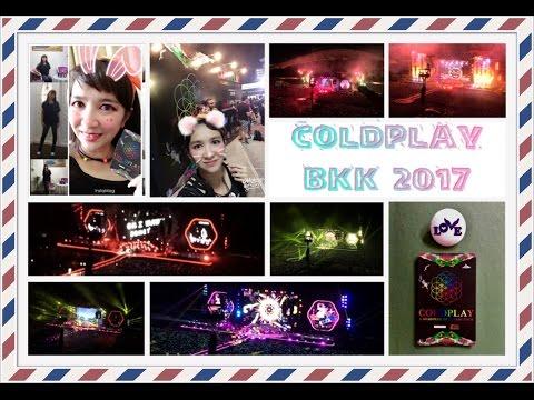 Coldplay - A Head Full Of Dreams Tour Bangkok 2017