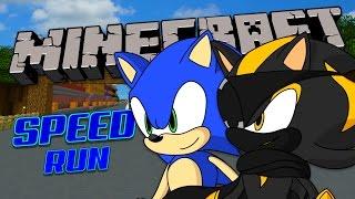 SPEEDY BLOCKS! | Minecraft | The Fastest Map Around (ft. Sonic the Hedgehog)
