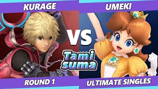 TAMISUMA 178 SSBU - Kurage (Shulk) Vs. Umeki (Daisy) Smash Ultimate Round 1