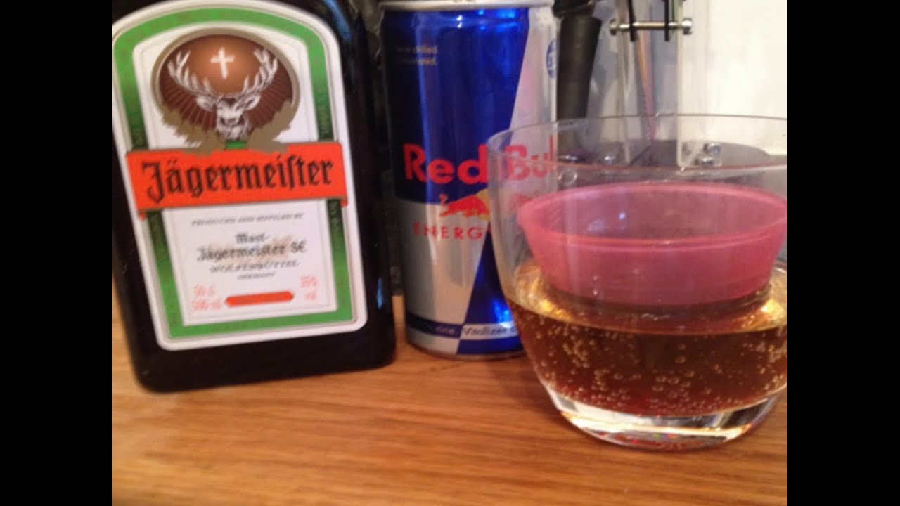 Guy Drinks 6 In 1 Jagerbomb Youtube