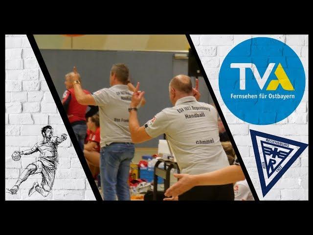 TVA: ESV 1927 Regensburg verlängert sein Trainer Duo