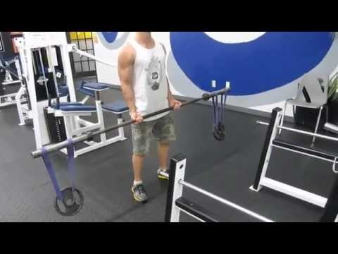 Stimulate New Muscle Growth In Your Arms Using Resistance Bands