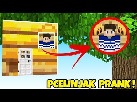 PRETVORIO Mi Je Kucu U PCELINJAK ! - Minecraft Prezivljavanje Prank #13
