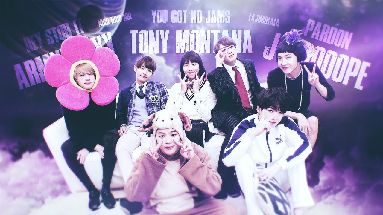 Download SO I CREATED A SONG OUT OF BTS MEMES