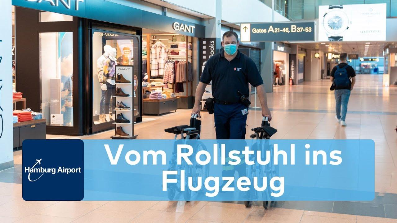Zelt Mit Ins Flugzeug : Mit dem rollstuhl ins flugzeug airport tv vom