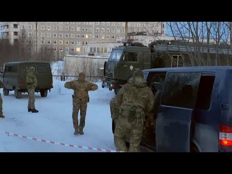 ФСБ ликвидировала боевика, готовившего теракт в Мурманске — видео